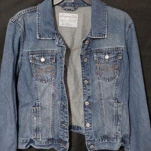 Like New Aeropostale Jean Jacket